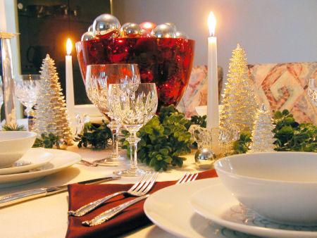 Galateo a tavola #2: 2e7af5d204ab1dc6 christmas table decoration3