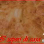 Souffle di patate al gorgonzola dolce