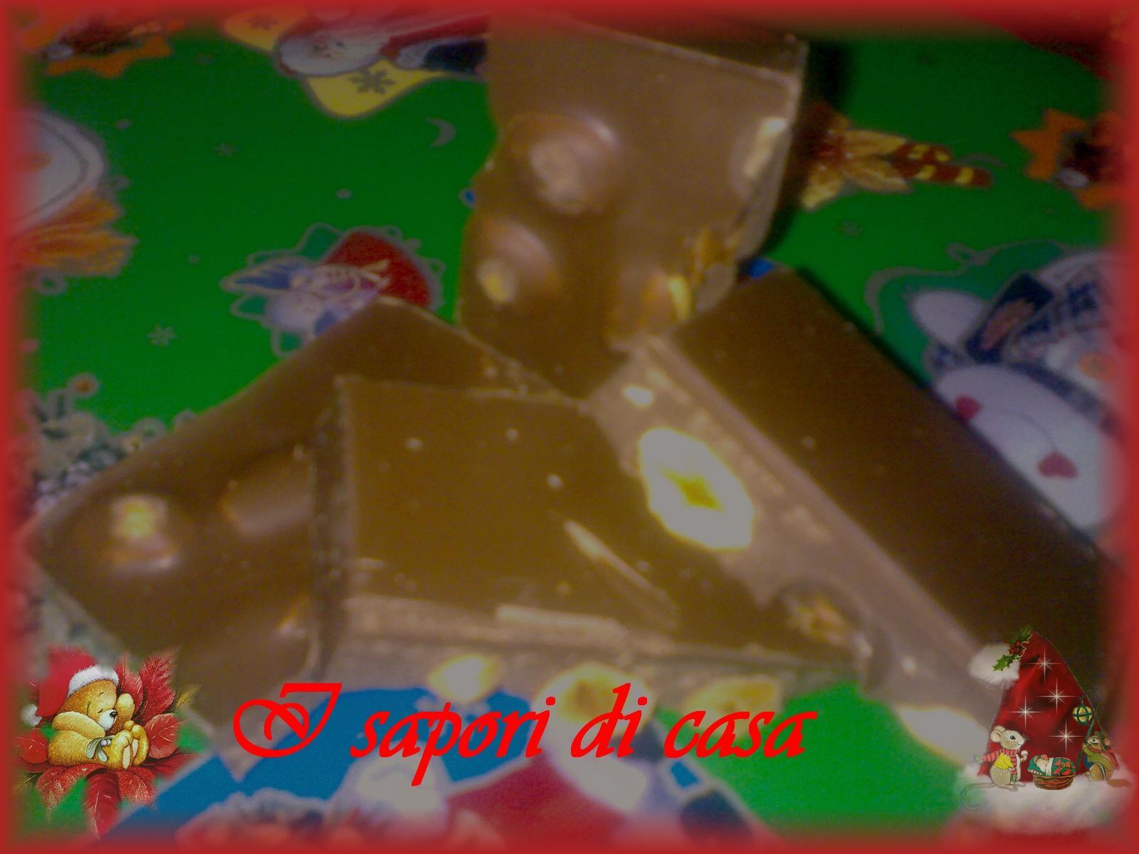 Nocciolato al cioccolato fatto in casa - ricette di Natale