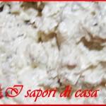 Crema al torroncino per farcire Pandoro e Panettone