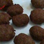Kibbeh (polpette ripiene libanesi)