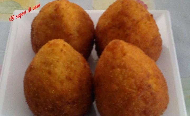 Ricetta Arancini Siciliani