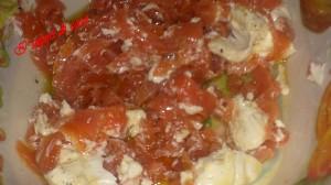 Pasta cremosa con salmone affumicato - ricetta leggera