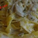 Lasagnette gustose ai carciofi