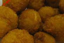 Champignon panati croccanti – ricetta antipasto veloce
