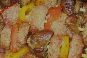 Shish taouk (spiedini di pollo libanesi)