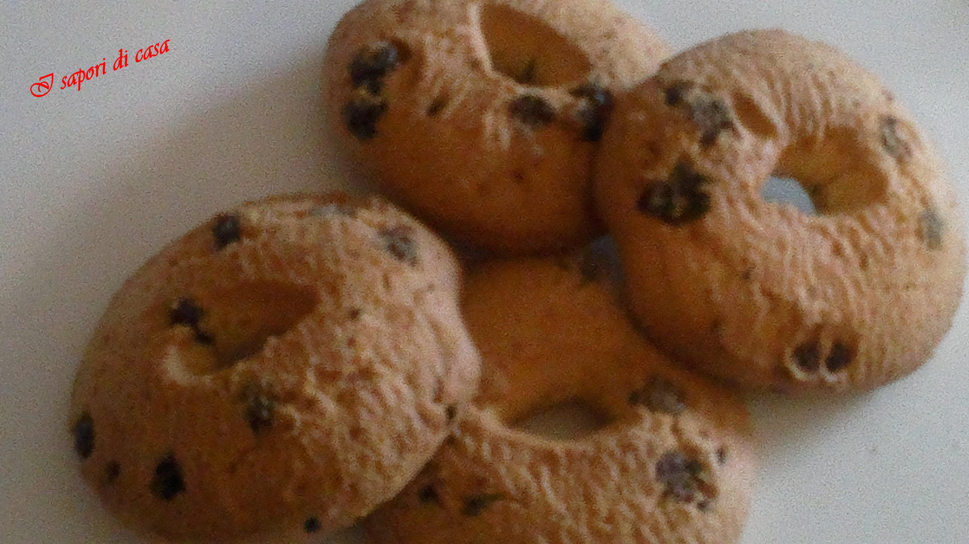 Biscotti al cioccolato e peperoncino