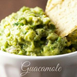 Guacamole - ricetta messicana