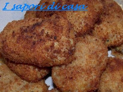crochet Crocchette di patate e tonno
