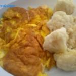Frittata golosa al formaggio Asiago