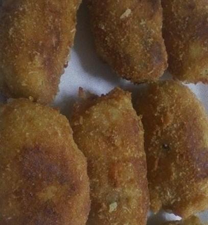 Crocchette di patate al forno – ricetta leggera