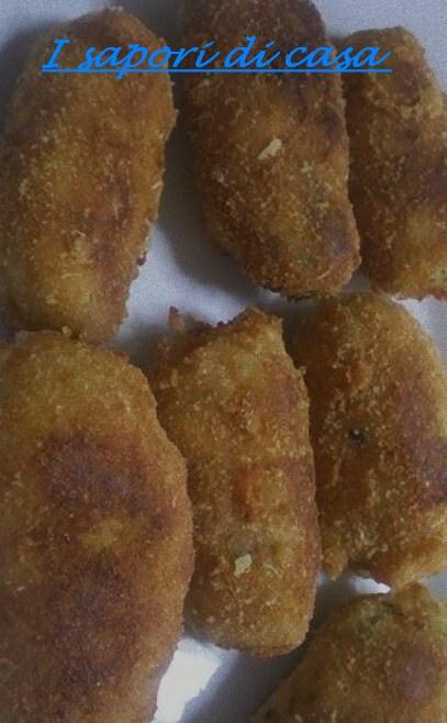Crocchette di patate al forno - ricetta leggera