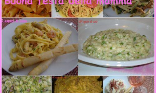 Dodici primi piatti per la festa della mamma archivi i - Piatti per la casa ...