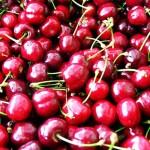 Tisana depurativa con piccioli di ciliegie