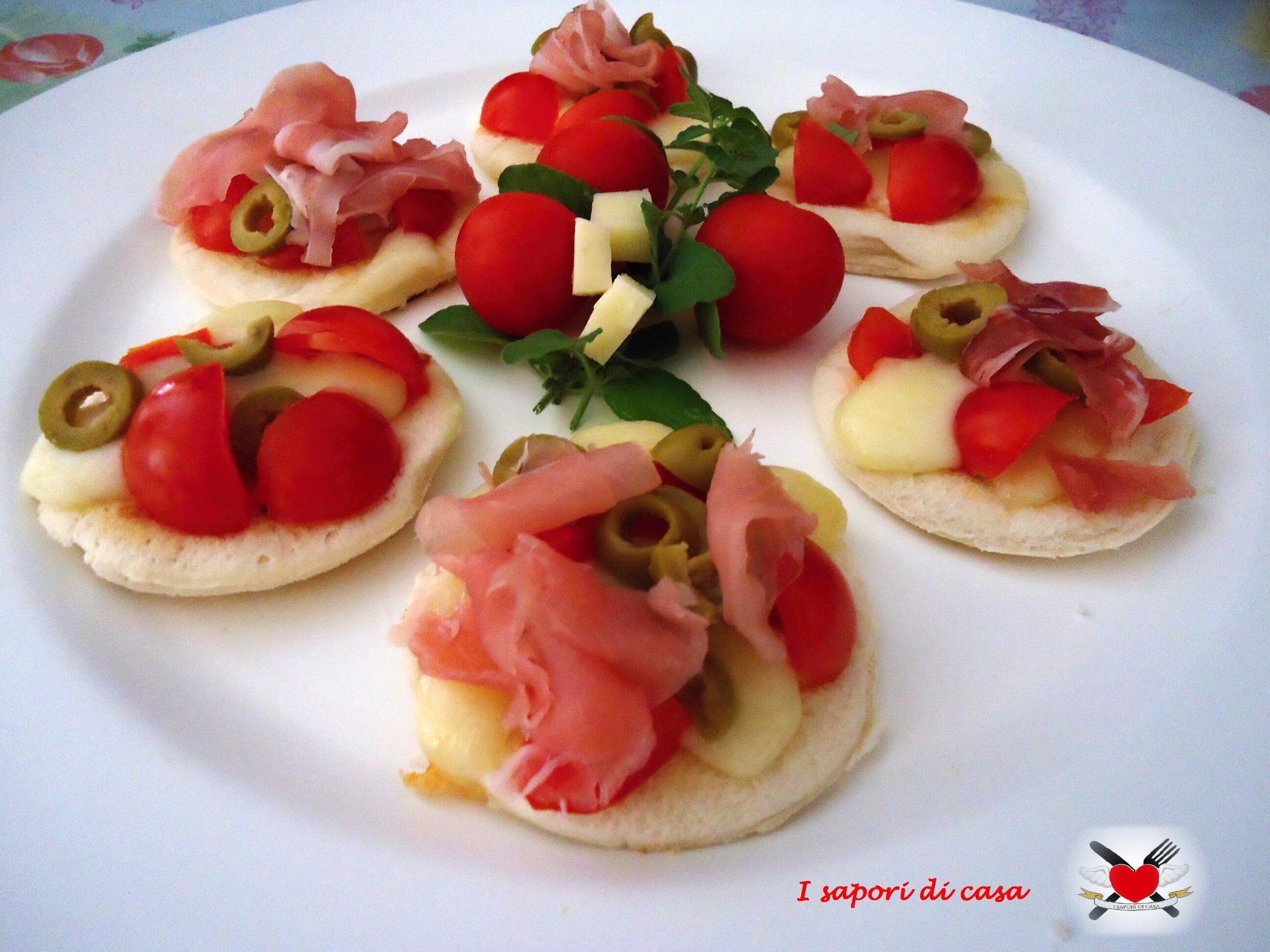 Dieci antipasti autunnali - ricette facili e veloci