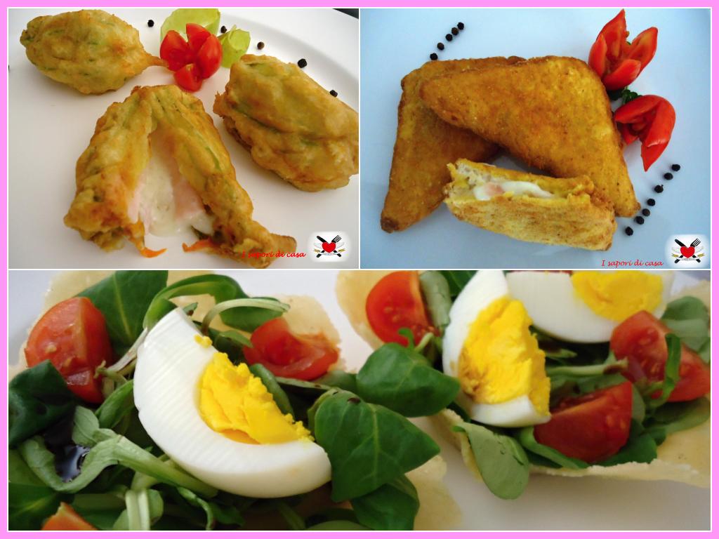 Ricerca ricette con pinzini for Antipasti sfiziosi