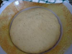 DSC02724 300x225 Focaccia peperoni e olive