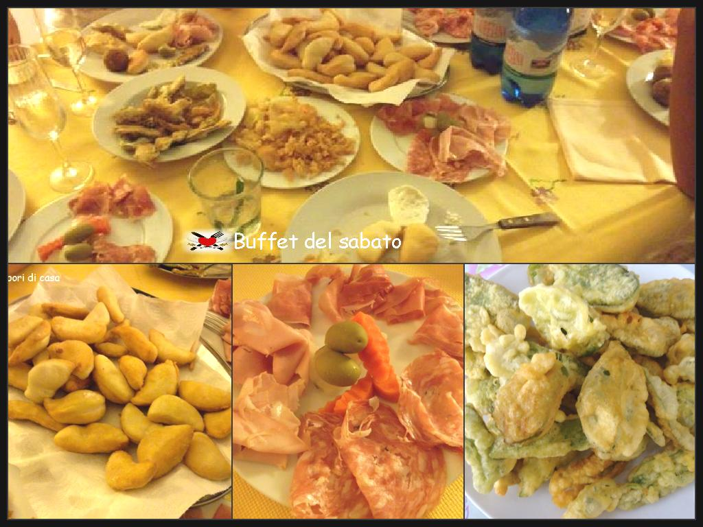 buffet del sabato