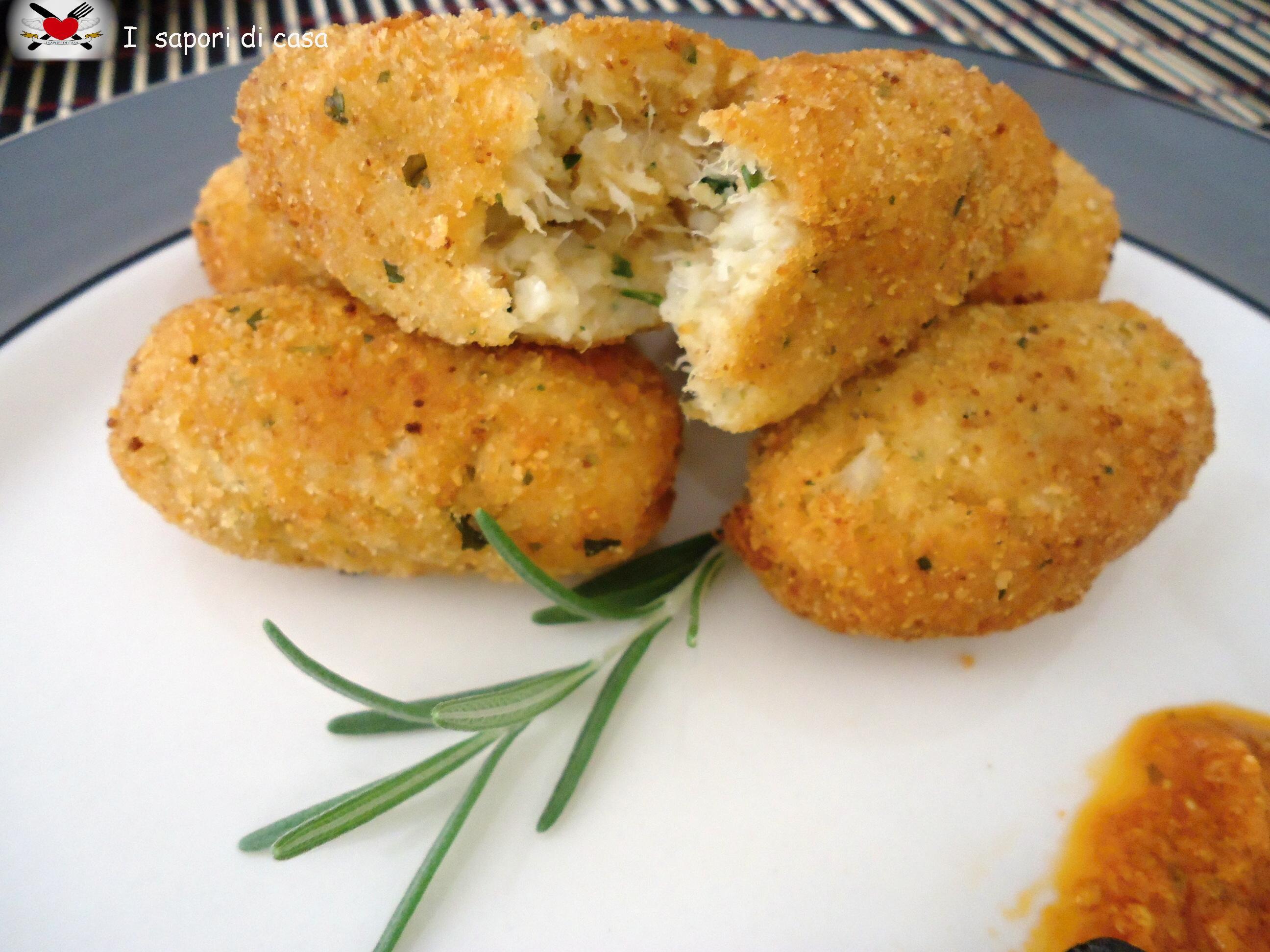 Crocchette di cavolfiore ricetta facile ed economica for Ricette di cucina italiana facili
