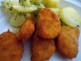 Nuggets di pollo croccanti