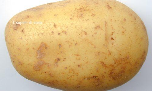 Maschera nutritiva antirughe alla patata
