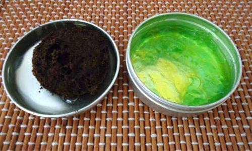 Fanghi anticellulite fatti in casa con Aloe gel e fondi di caffe