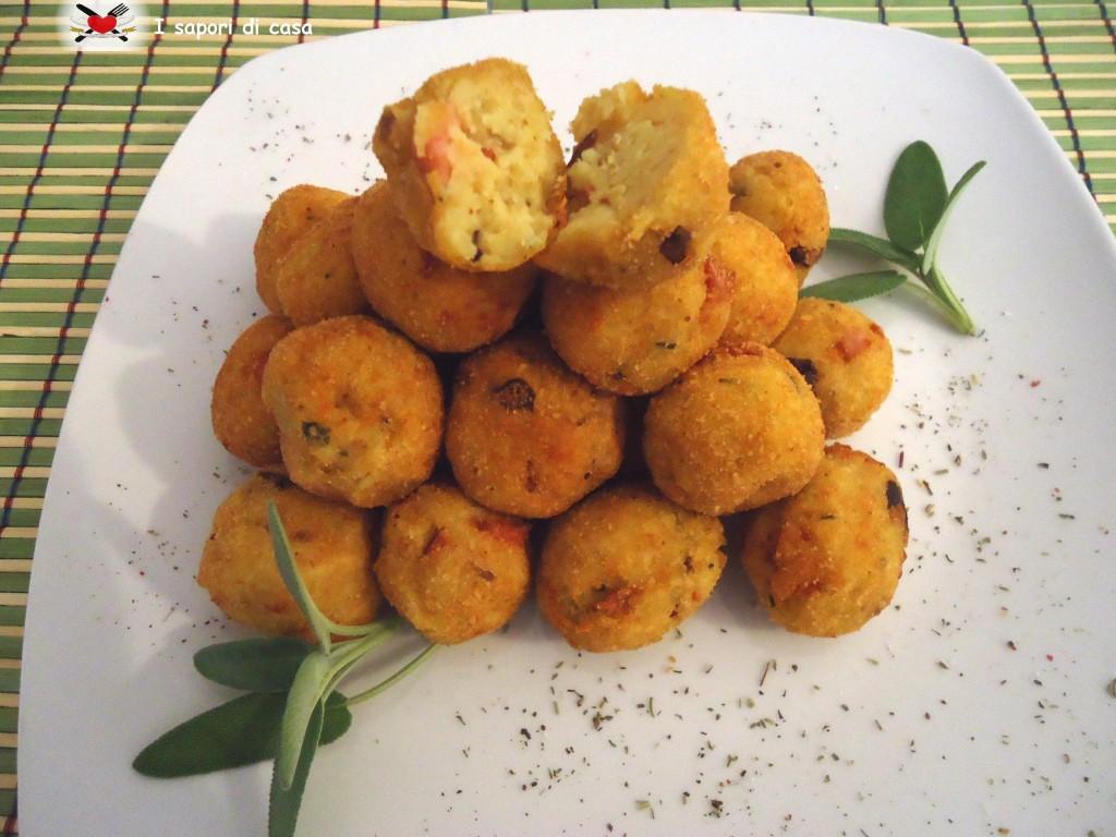 Dieci ricette di polpette e crocchette