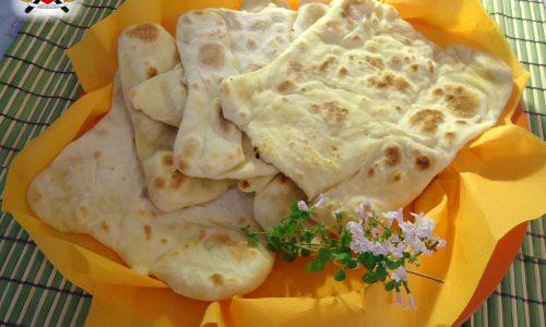Cheese Naan – Pane al formaggio – Ricetta indiana