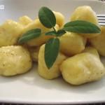 Gnocchi di patate ripieni ai formaggi