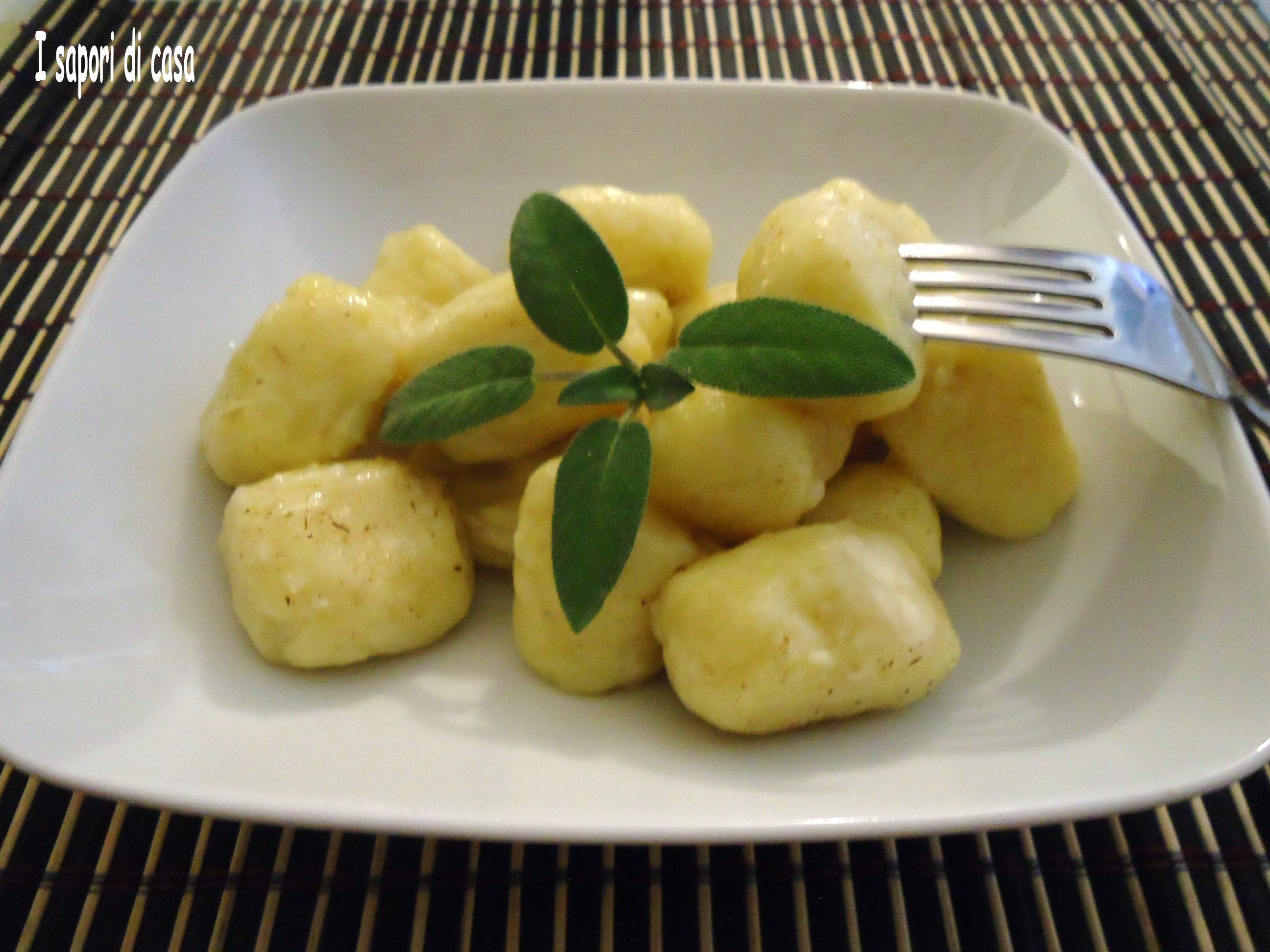 Ricette Gnocchi Di Patate Ripieni.Gnocchi Di Patate Ripieni Ai Formaggi
