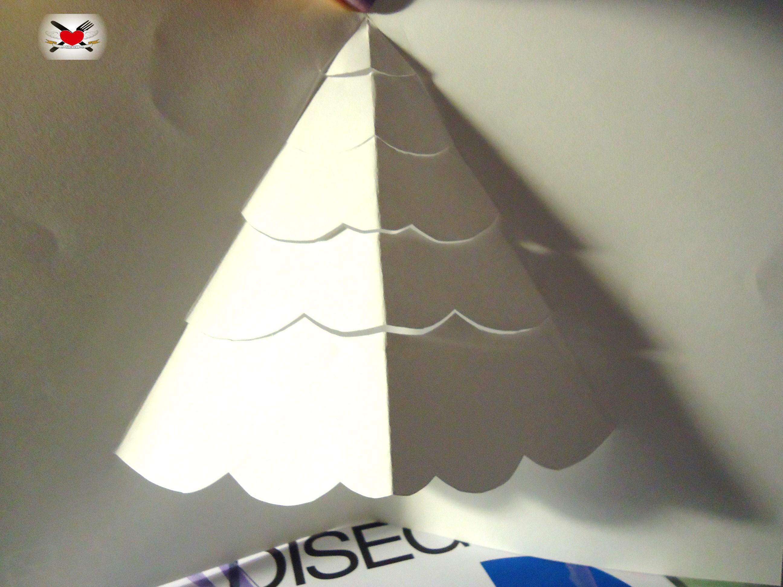 Biglietti Di Natale Email.Biglietto Di Natale Con Albero 3d
