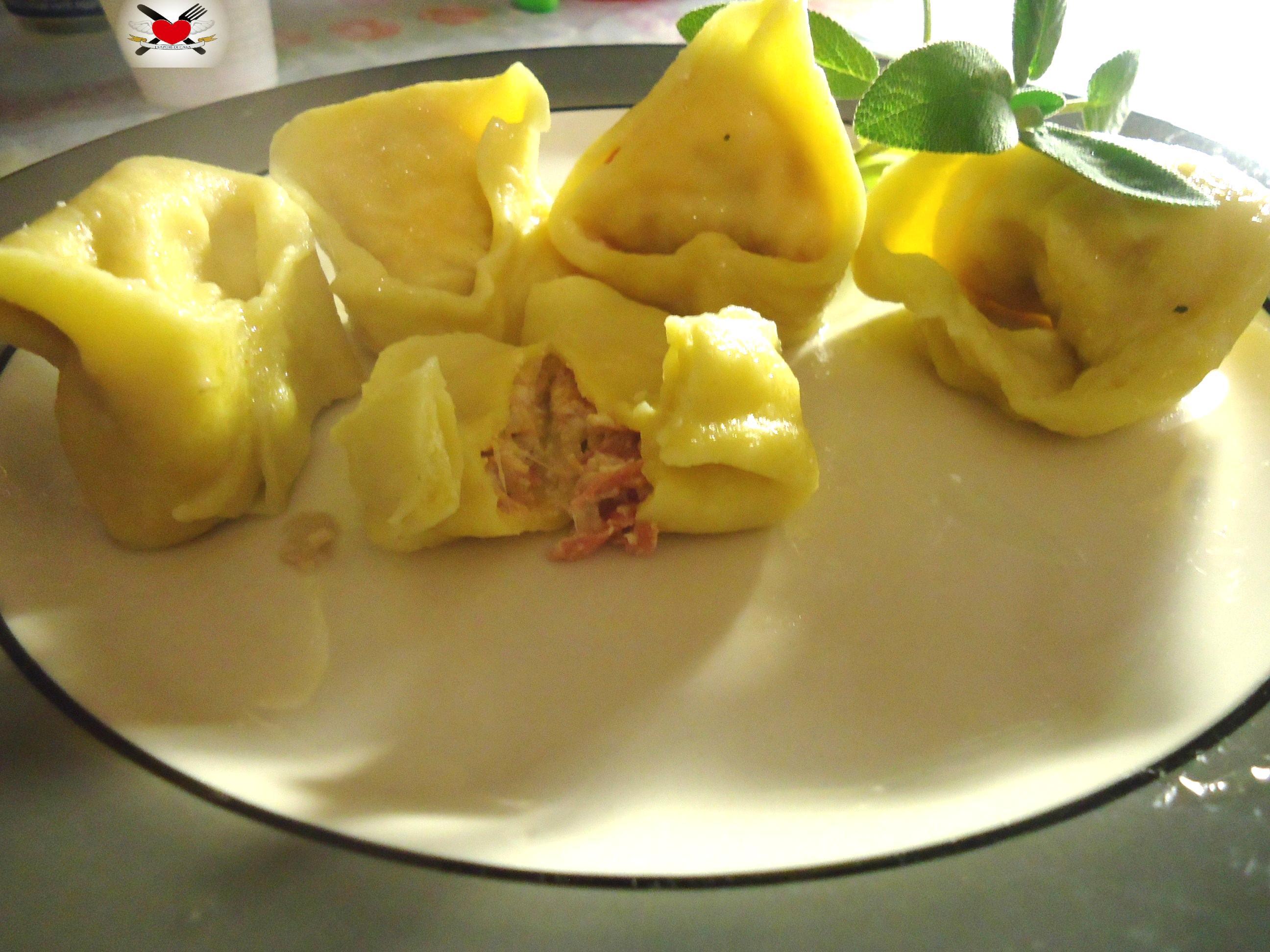 Ricette tortellini in casa