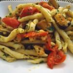 Strozzapreti con cozze e gamberetti – ricetta per la Vigilia