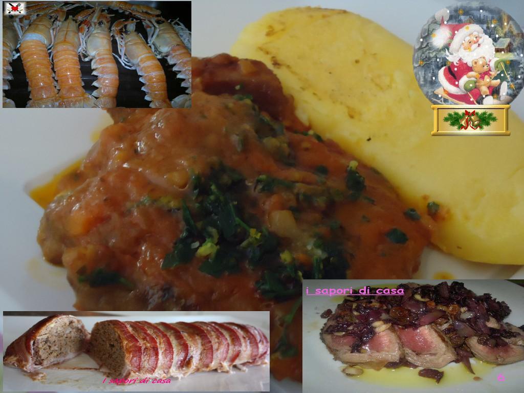 Dieci secondi piatti per il pranzo di natale ricette - Cosa cucinare oggi a pranzo ...