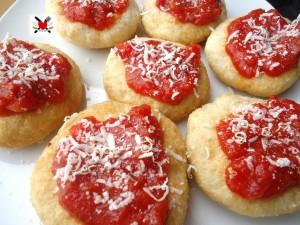 Pizzelle fritte - ricetta antipasto goloso