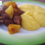 Spezzatino in umido con patate