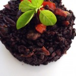 Riso nero con pesce – ricetta per la Vigilia facile ed economica