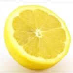 Bagno drenante al limone e sale marino