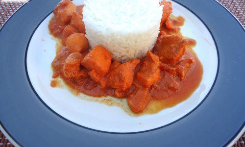 Pollo tikka masala – ricetta cucina indiana