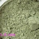 Maschera purificante viso all'argilla verde