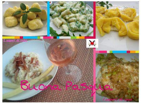 Dieci primi piatti per Pasqua – ricette facili e veloci