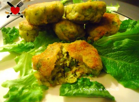 Crocchette di verdure  – ricetta leggera
