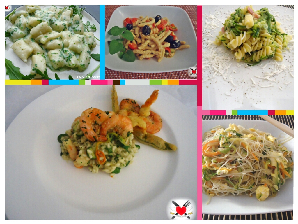 Primi piatti primaverili ricette facili e sfiziose for Ricette cucina semplici