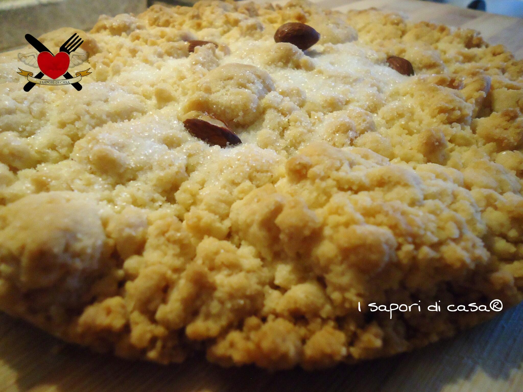 Torta sbrisolona mantovana – ricetta di casa mia