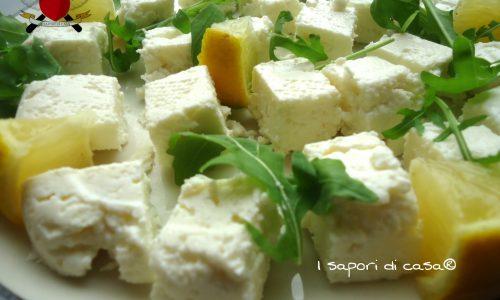 Ricetta Paneer fatto in casa – formaggio indiano