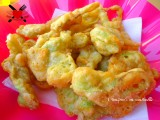Fiori di zucchina in pastella al buttermilk - antipasto sfizioso