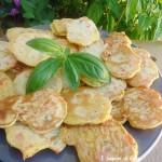 Frittelle alla Catalana con peperoni - ricetta light del New Mexico