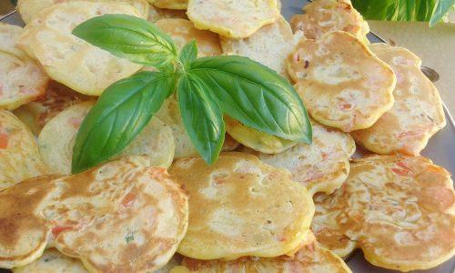 Frittelle alla Catalana con peperoni – ricetta light del New Mexico
