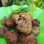 Polpette di carne alla greca - Keftedhes