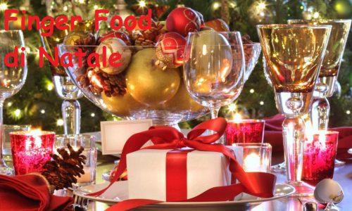 Antipasti e finger food di Natale – ricettario PDF